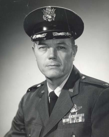 Colonel Roy D. Russell, 1962