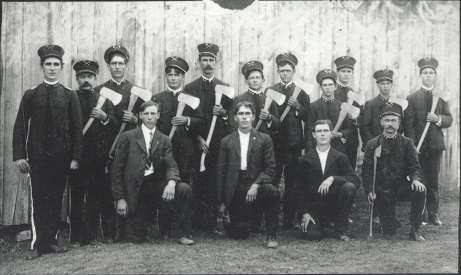 Kennedale Fire Department, circa 1910