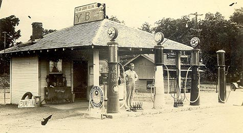 Pecan Grove Filling Station