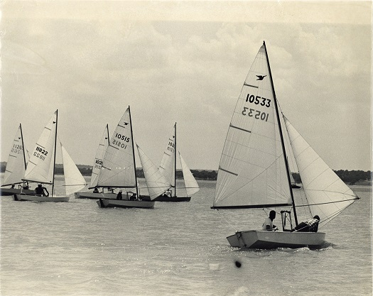 Group of boats