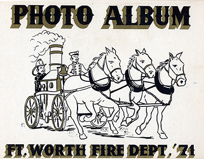 Fort Worth Fire Department 1971