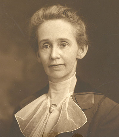 Stella Winstead Smith, wife of Robert