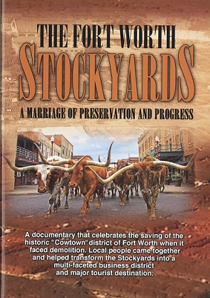 Cover of The Fort Worth Stockyards DVD