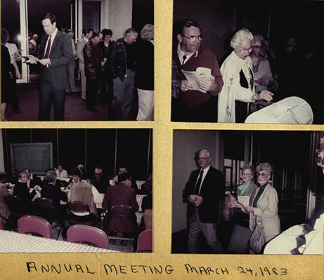 Annual Meeting, March 24, 1983