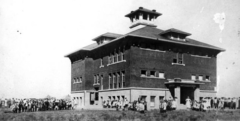 Diamond Hill School 1911