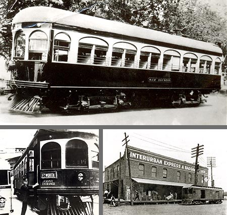 interurban car