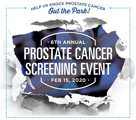 6th Annual Prostate Event Logo