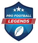 NFL Pro Football Legends Logo