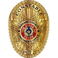 Constable Precinct 2 badge