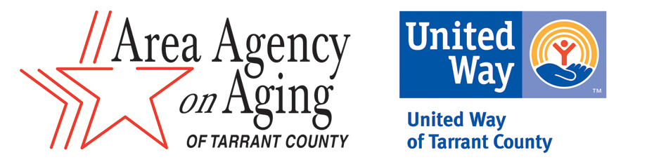 Area Agency on Aging of Tarrant County. United Way of Tarrant County.
