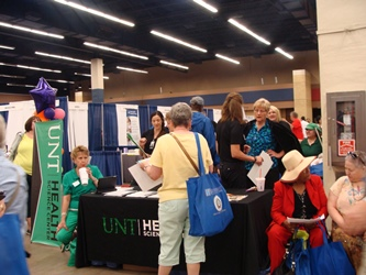 unthsc booth