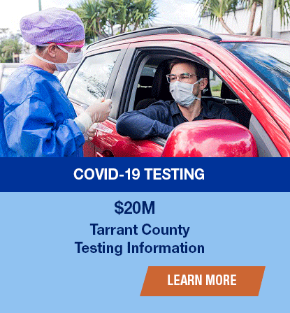 Care for Tarrant Covid-19 Testing