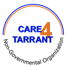 CARE 4 TARRANT NON GOVERNMENTAL ORGANIZATION LOGO