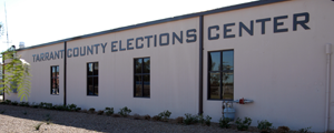 Tarrant County Elections Center