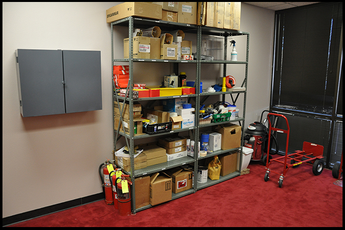 Supply Room
