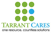 Tarrant Cares. one resource, countless solutions