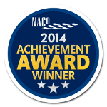 NACO 2014 Achievement Award Winner Logo