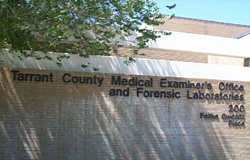 Medical Examiner site