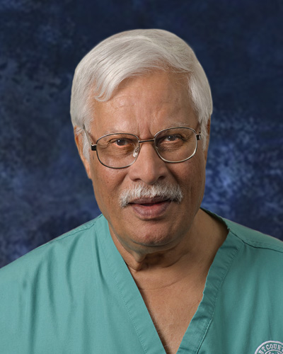 Nizam Peerwani, M.D. Chief Medical Examiner