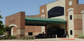 Tarrant County Public Health Main Campus