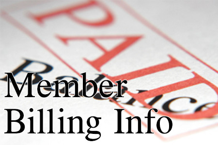 Member Contact and Billing Information