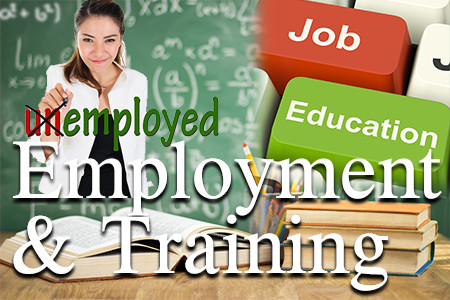 Job, Education, Employment, and Training