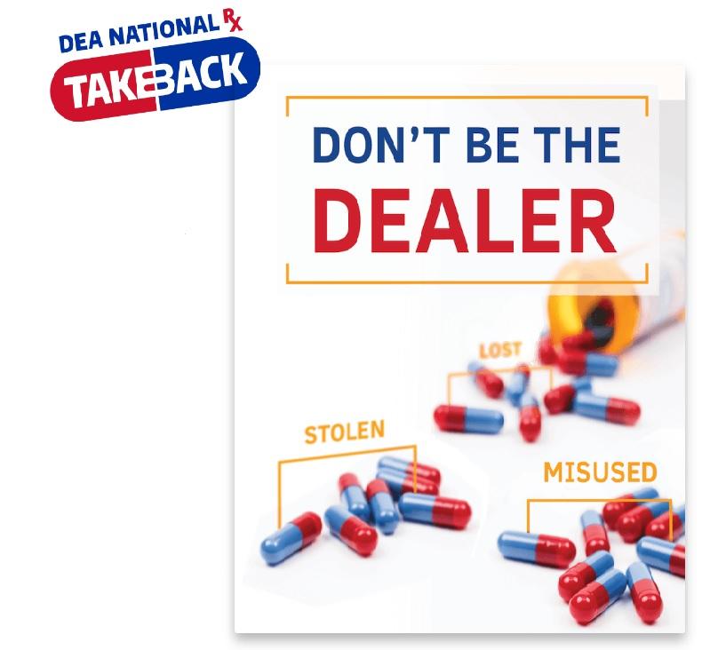 DEA Don't be the dealer