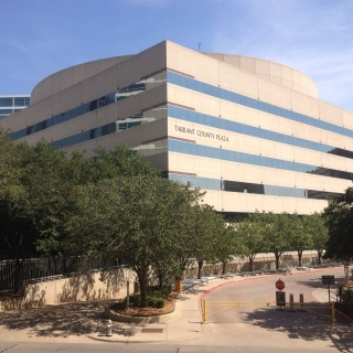 Tarrant County Plaza Building