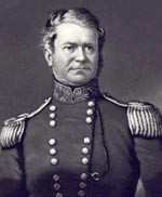 Photo of General William Jenkins Worth
