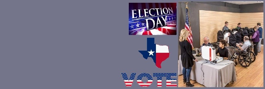 Election Day Information and Election Results