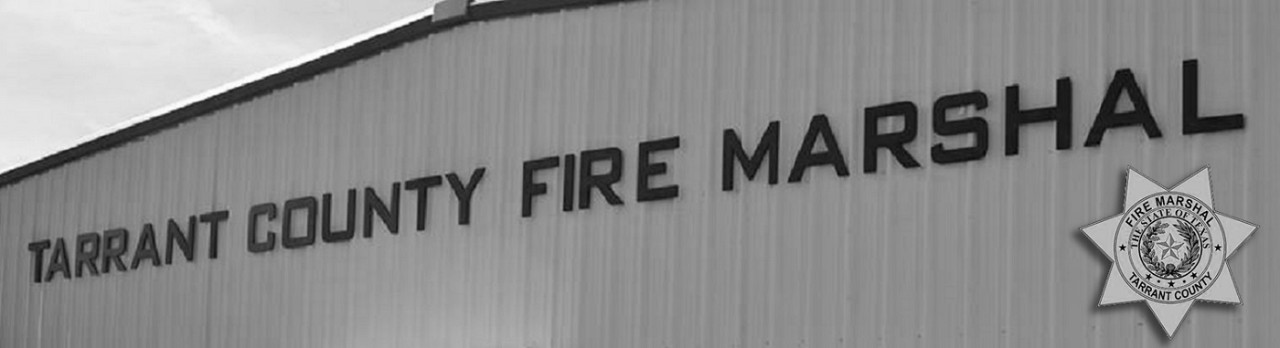 Tarrant County Fire Marshal Building