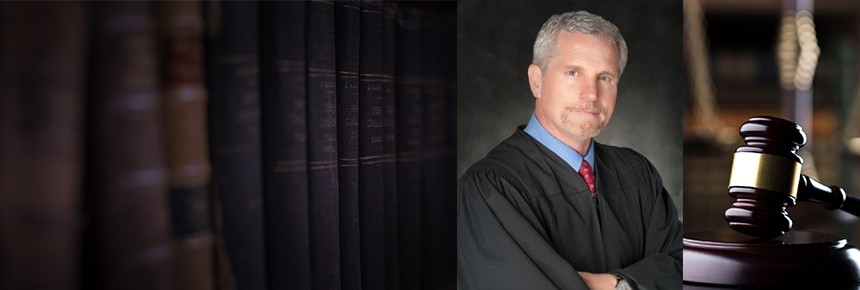 Judge Ralph Swearingin Jr.