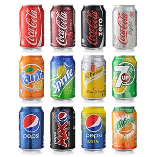 Limit sugary drinks