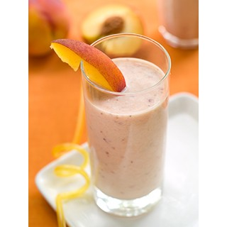Peachy Cucumber Smoothie