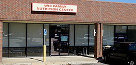 White Settlement (WIC Program)