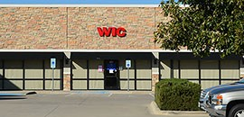 Green Oaks WIC location