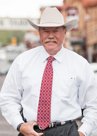Tarrant County Sheriff Bill Waybourn